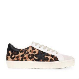 Steve Madden Philip Sneakers - leopard